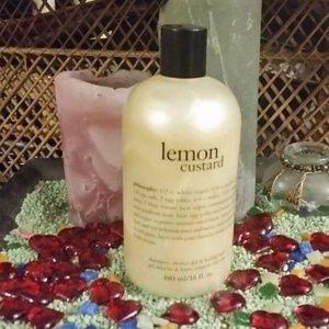 PHILOSOPHY Lemon Custard Shampoo, Shower Gel